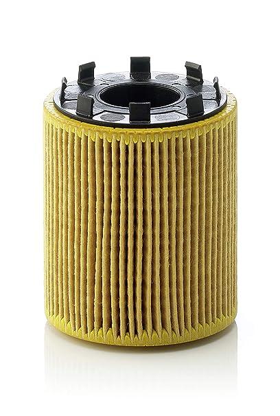 MANN-FILTER HU 713/1 X Original, Set de Filtro de Aceite Juego de Juntas, para automóviles