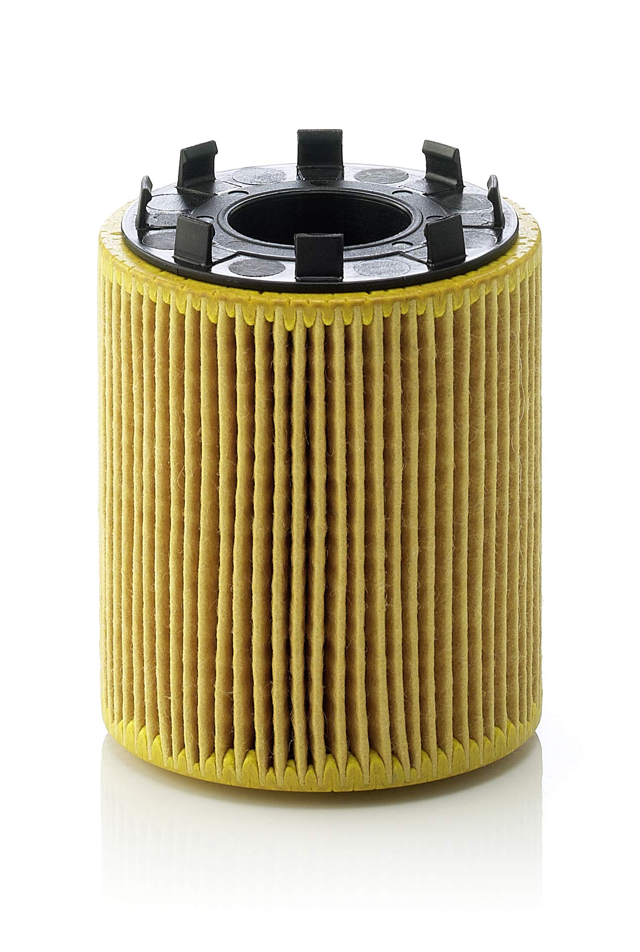 Mann Filter HU 8001 x Metal Free Oil Filter Element