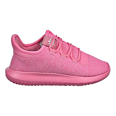 adidas Little Girls  Tubular Shadow Knit Casual Shoes (1 Little Kid M) Pink da90387b586d