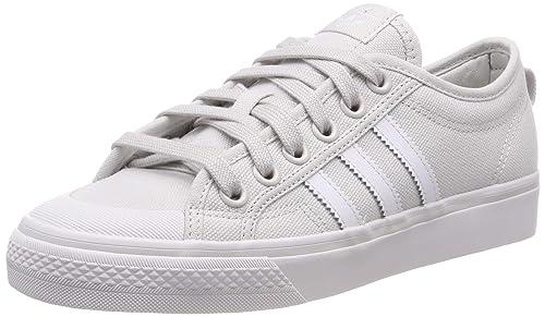 Damen Adidas Originals Nizza Lo Schuhe Schwarz : Adidas Neue