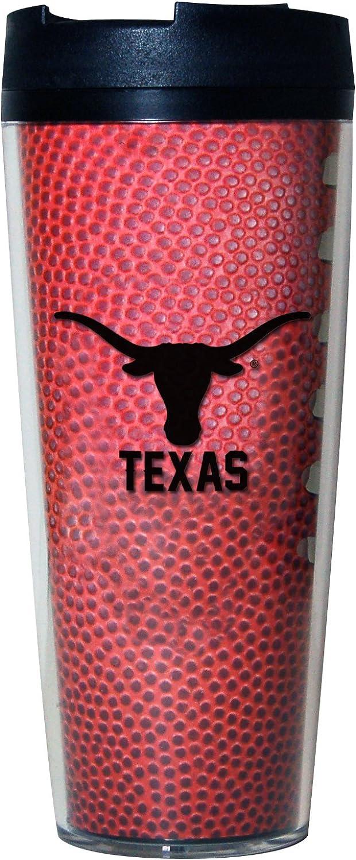 One Size Texas Longhorns Travel Mug