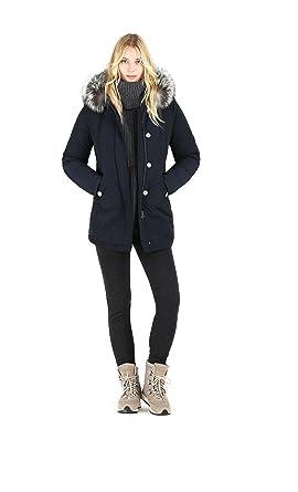 Giubbino Sm20 W's Woolrich Luxury Parka Donna Fox Wwcps2510 Arctic 2IDHE9