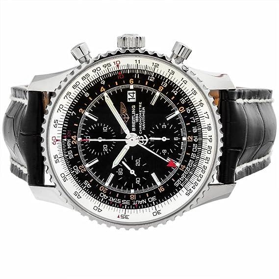 Breitling Navitimer automatic-self-wind Mens Reloj a24322 (Certificado) de segunda mano: Breitling: Amazon.es: Relojes