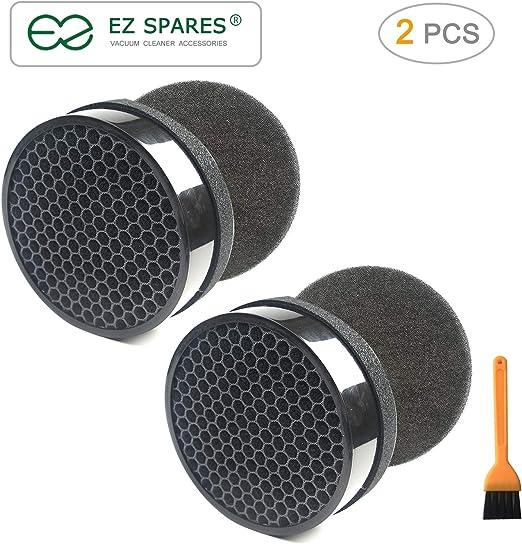 EZ SPARES Filtro de Repuesto para purificador de Aire, Compatible ...