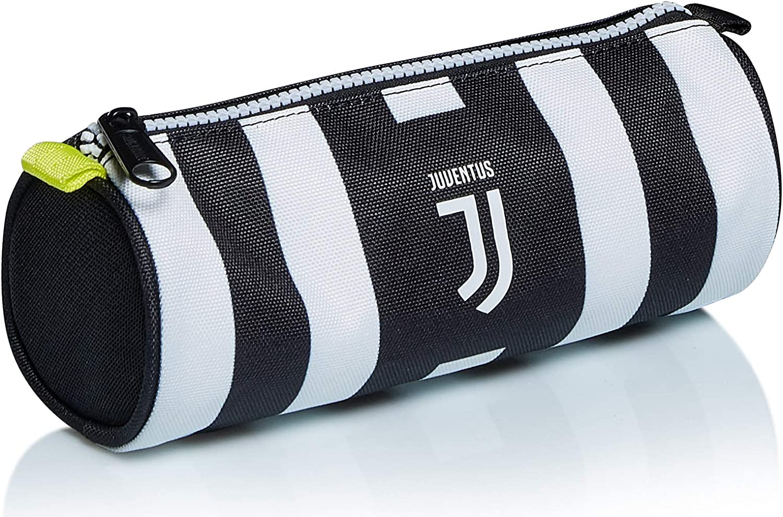 Portapenne Juventus Best Match Bianco e Nero Portapenne Scuola