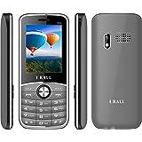 I Kall K40 Dual SIM Mobile Phone(Grey)