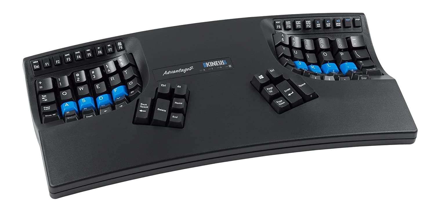 Kinesis KB600 Advantage2 USB Contoured Keyboard