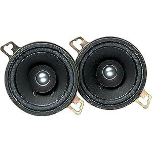Kenwood KFC835C 3.5-Inch Round Speaker System