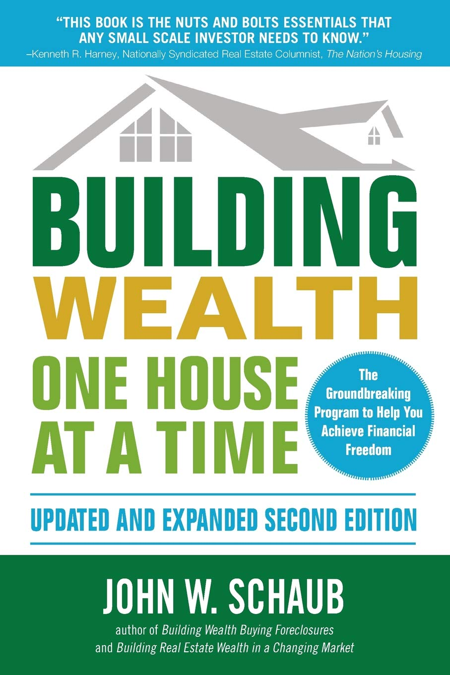 Building Wealth One House at a Time book front cover