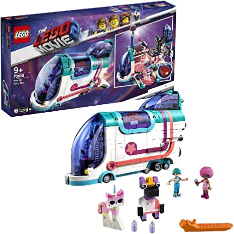 LEGO 70828 Movie Fiestabús Pop-Up (Descontinuado por Fabricante)