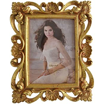 Amazon Deluxe Gold Picture Frame Cutouts 3 Piece Variety Pack