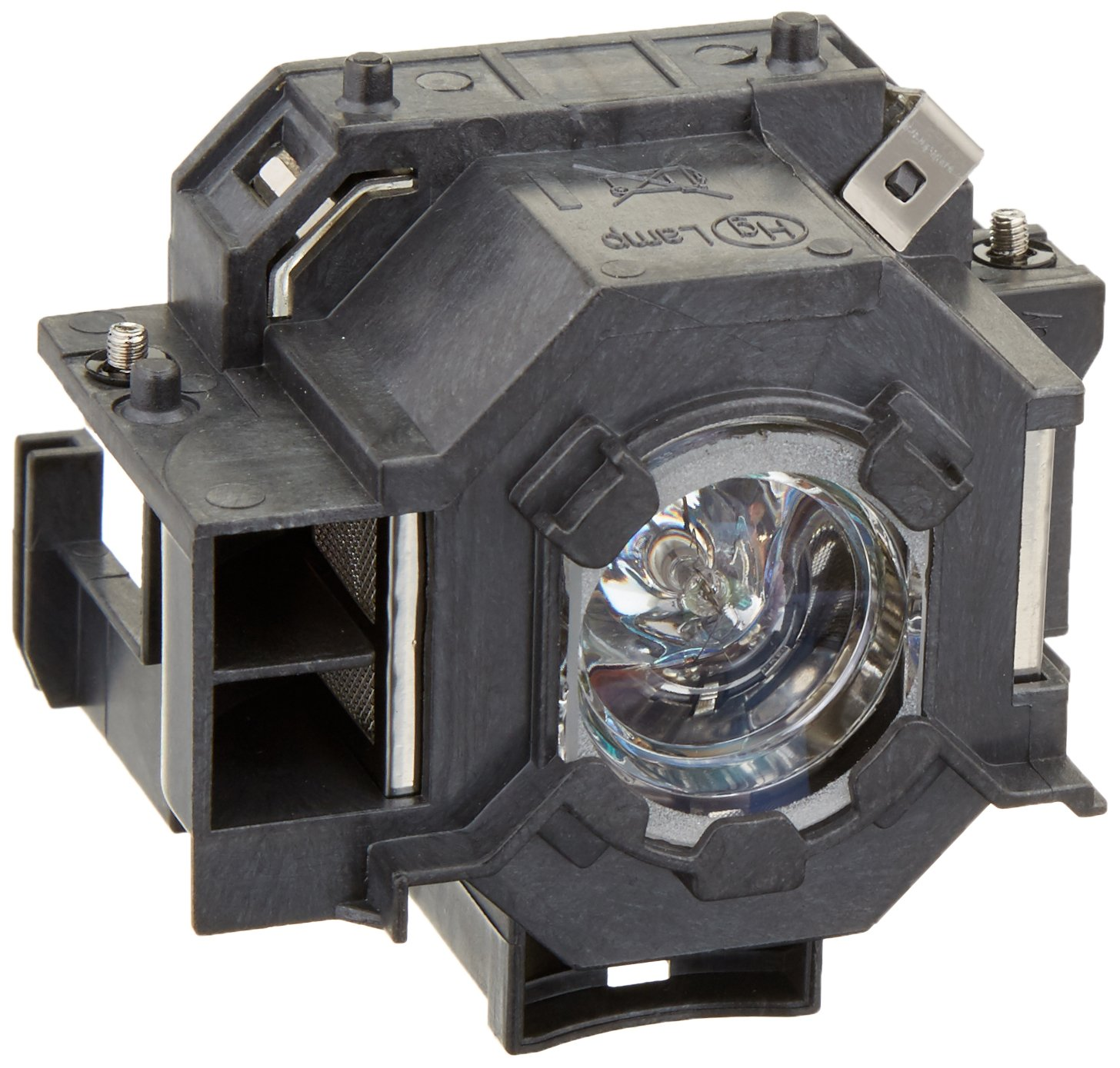 V13H010L41 Complete Replacement Lamp Housing for Epson Projectors by Mocpinc ELPLP41