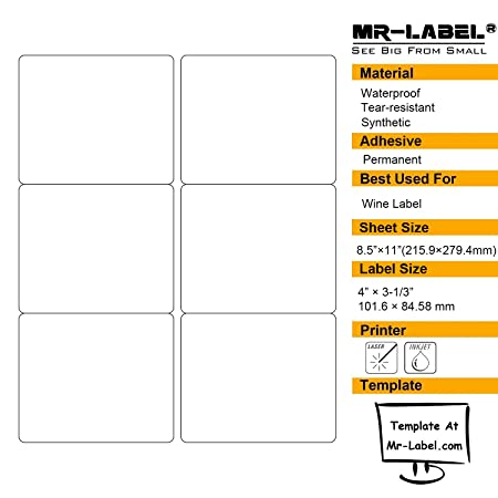 Amazon.com : Mr-Label 4\