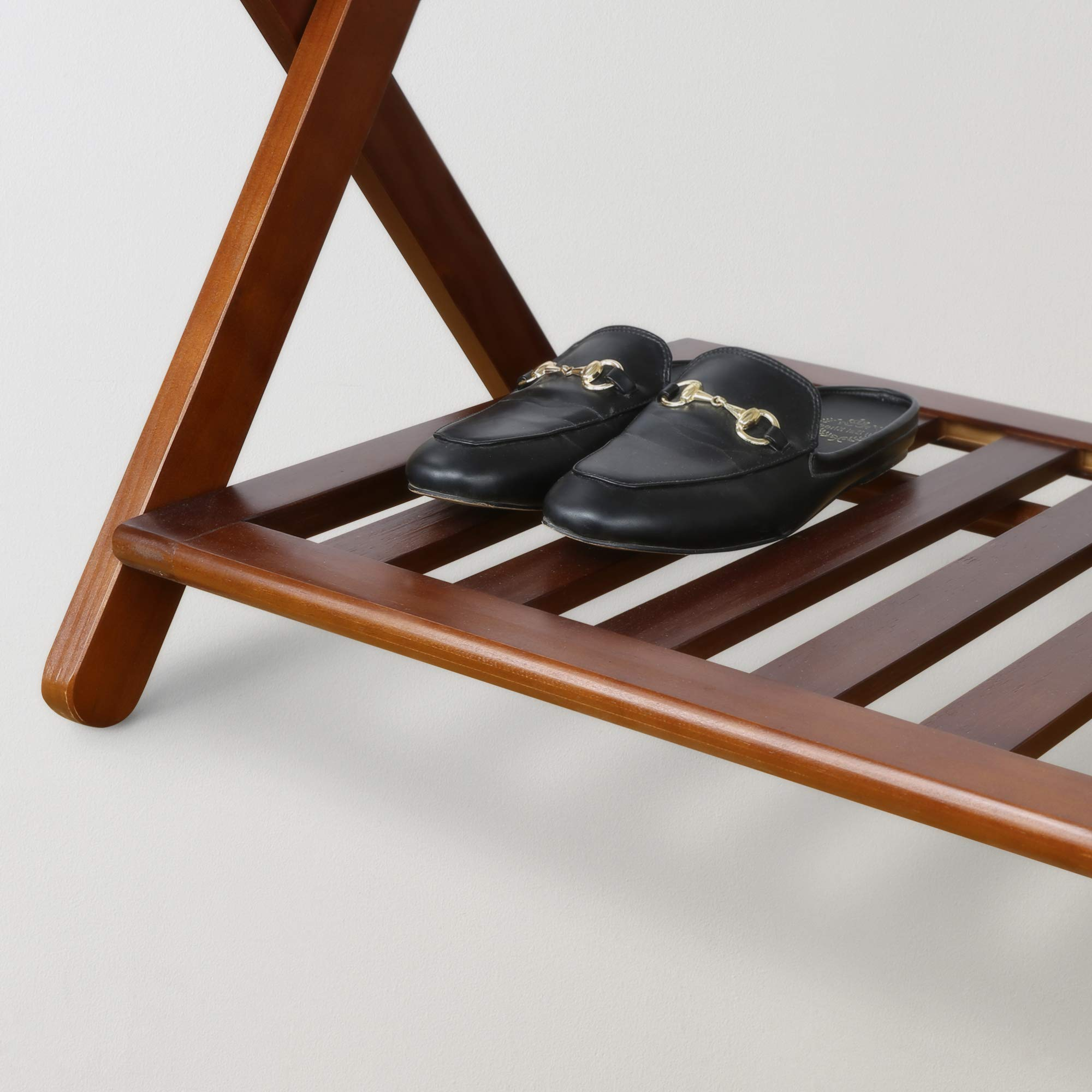 Casual Home Luggage Rack with Shelf by Casual Home (Image #8)