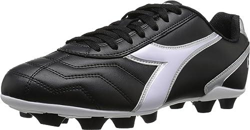 White Shoes Men/'s Size 10.5 Diadora Capitano MD Adult Soccer Cleats Black