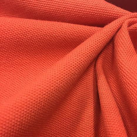 Hechas en Estados Unidos. Tela de algodón Pique con elastano. (precio al por mayor por el perno): Amazon.es: Juguetes y juegos