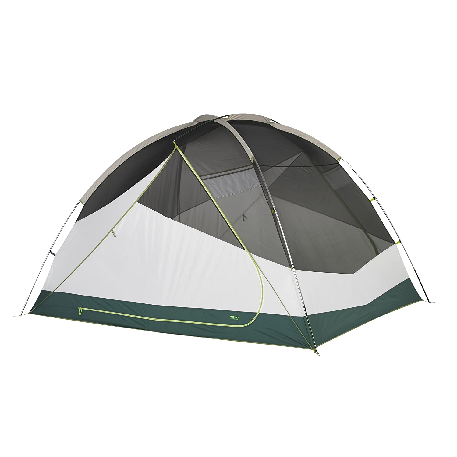 Amazon.com  Kelty Trail Ridge 6 Tent with footprint - 6 Person  Sports u0026 Outdoors  sc 1 st  Amazon.com & Amazon.com : Kelty Trail Ridge 6 Tent with footprint - 6 Person ...