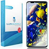 Galaxy S9 Plus Screen Protector [2-Pack], ILLUMI AquaShield HD Clear Anti-Bubble Film Screen Protector for Galaxy S9 Plus (Case Friendly Compatible)