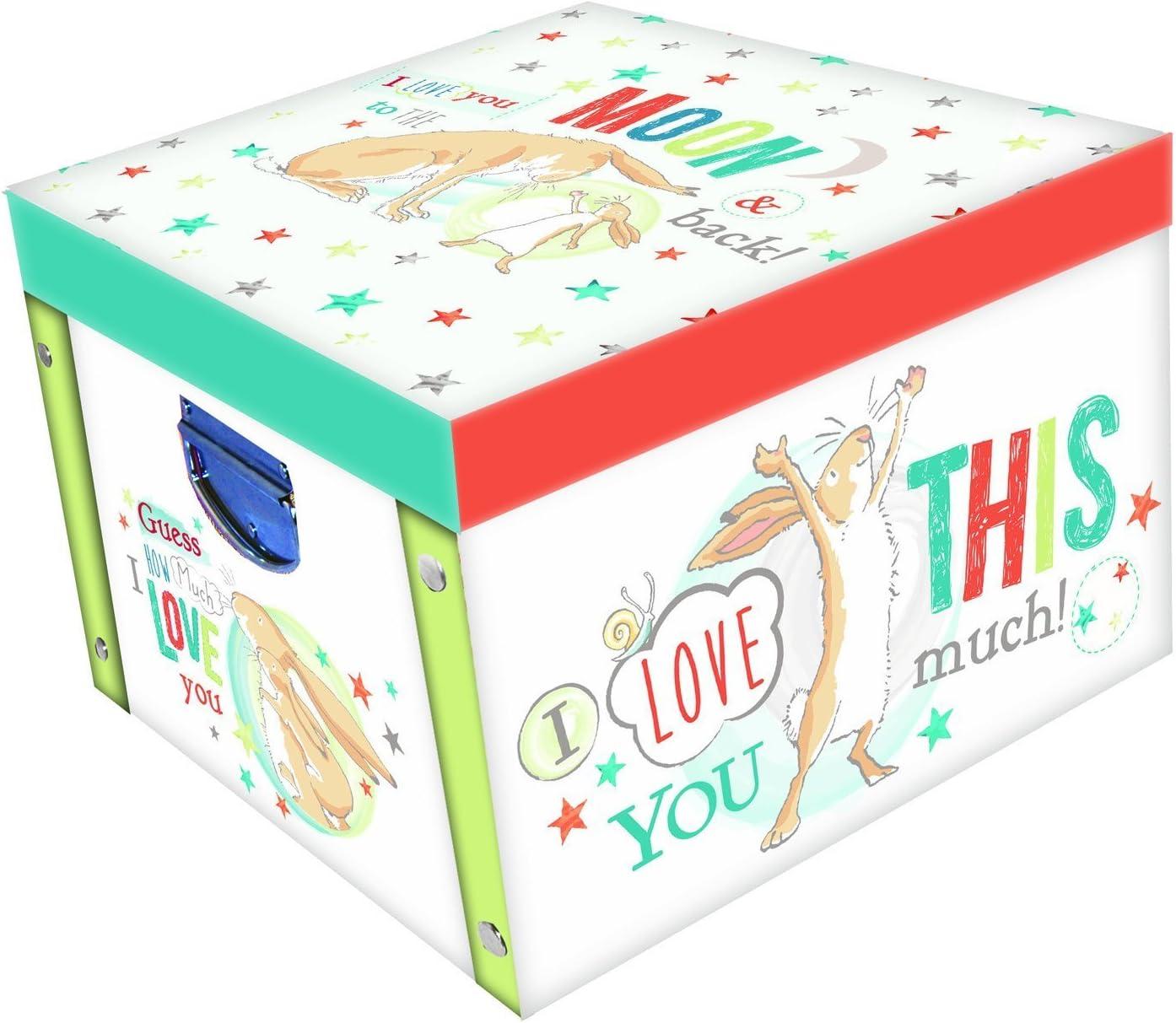 Peter Rabbit Collapsible Storage Box Fold Storage Box Store Kids Cloth Book Toys