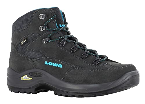 new high quality reliable quality pick up Lowa Rax GTX Mid Ws Wasserdichte Damen Wanderschuhe/Trekkingschuhe mit  Goretex