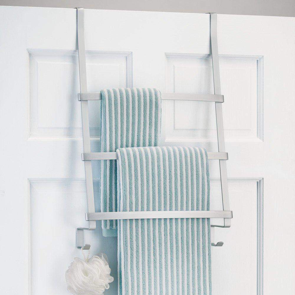 Amazon.com: InterDesign Metro Rustproof Aluminum Over the Shower ...