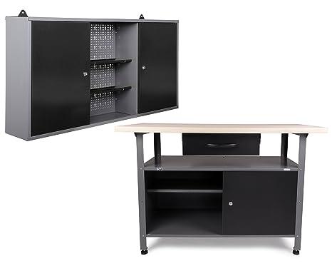 Arredamento Per Ufficio Officina : Ondis arredamento da officina studio banco da lavoro mobile