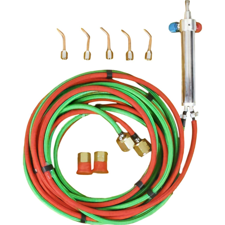 Sm Kit, prop & Oxy w/5 Tips #3-7 (kstp06-h12sp) - SOL-205.00 EUROTOOL