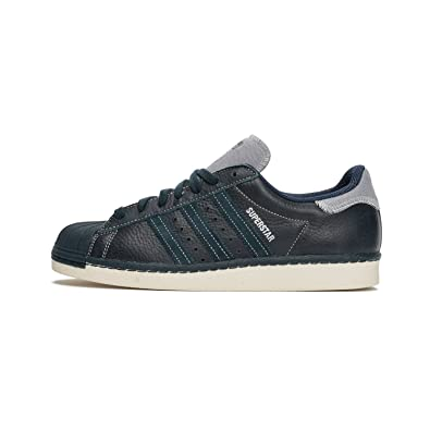 118a143babcd adidas Originals Superstar 80s Varsity Jacket Men Sneaker Bleu B25565