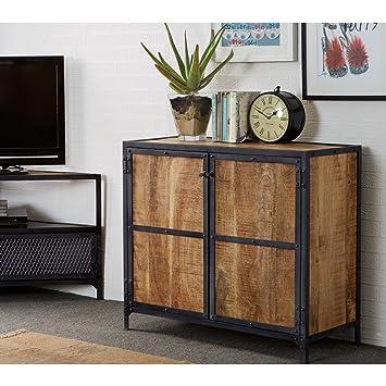 oak furniture house bramley industrie mobel sideboard klein