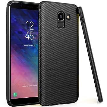 UCMDA Carcasa Samsung A6 2018, Galaxy A6 2018 Carcasa ...
