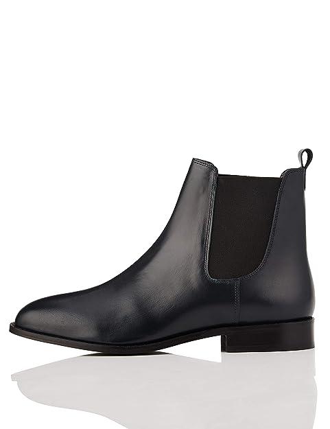 Amazon Marke: find. Damen Chelsea Boots