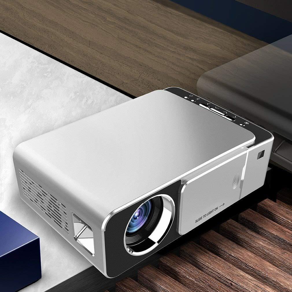 Sin marca Proyector Full HD 1080p proyector de 3500 lúmenes/Teatro ...