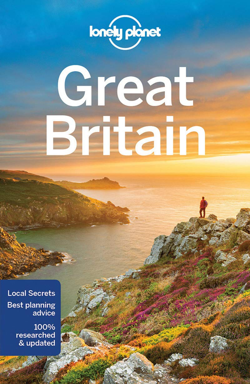Lonely Planet Great Britain (Travel Guide) PDF