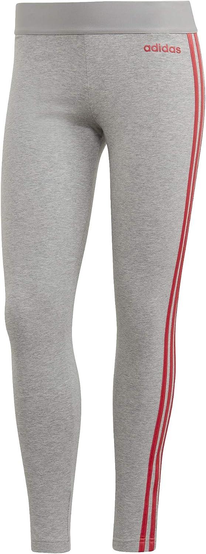 adidas W E 3s Tight - Mailles - W E 3S Tight - Femme medium grey heather/Core pink