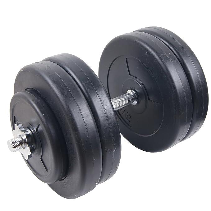 GERMANY STOCK Juego de mancuernas Peso Gimnasio Entrenamiento bíceps tríceps con pesas Formación: Amazon.es: Deportes y aire libre