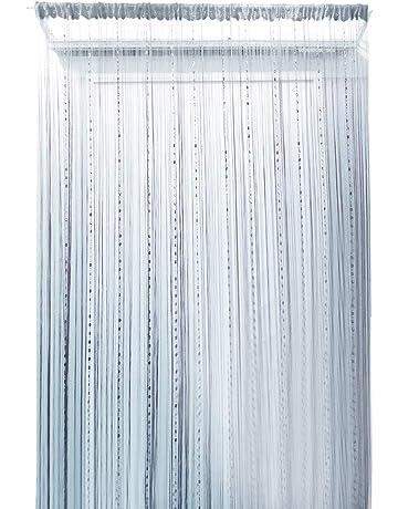 La Haute Cortina de cuentas colgante, para ventana o puerta