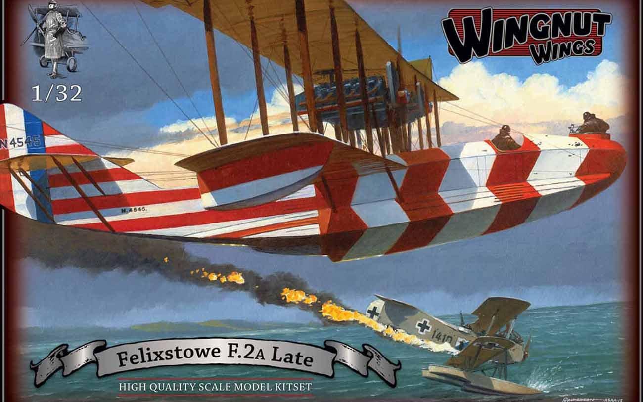 Wingnut Wings Flügelmutter Flügel Flügelmutter wings32066 Maßstab: 1: 32