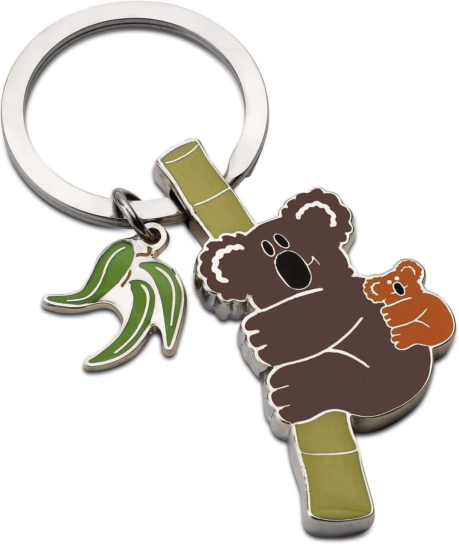 Koala Keyring Personalised
