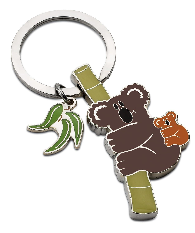 Llavero, Koala, REFLECTS metal en caja regalo, diseño ...