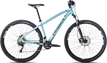 Bicicleta Montaña Orbea MX 10, 29 pulgadas, talla L, turquesa ...