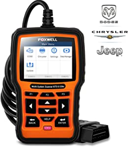 5 Best Obd2 Scanner For Jeep In 2020 – In Depth Reviews 1