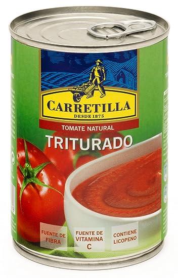 Ian - Carretilla - Tomate al natural triturado - 400 g