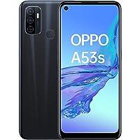 OPPO A53S - Smartphone 128GB, 4GB RAM, Dual SIM, Carga rápida 18W - Negro