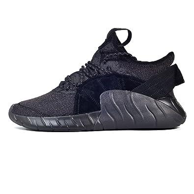 adidas tubular rise black