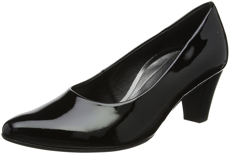 TALLA 37.5 EU. Gabor Shoes Comfort Basic, Zapatos de Tacón para Mujer