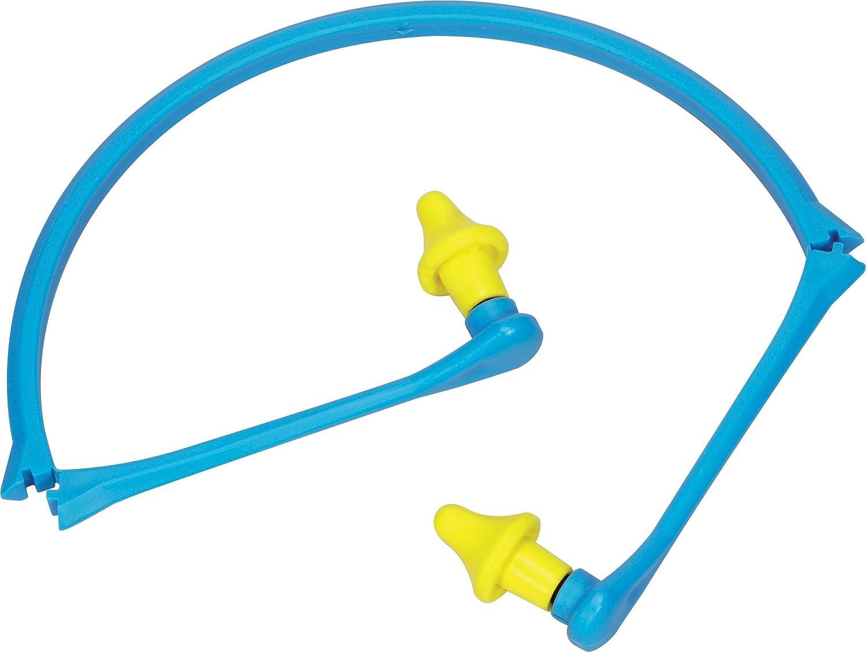Delta Plus –  Bouchons d'oreille anti-bruit avec atalaje arc (2U) CONICAP01JA
