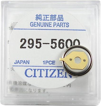 Batteries Jewellery & Watches Citizen Ecodrive Capacitor Panasonic ...