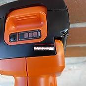 Black decker glc3630l20 qw coupe bordures sans fil 2 - Coupe bordure black et decker gl350 ...