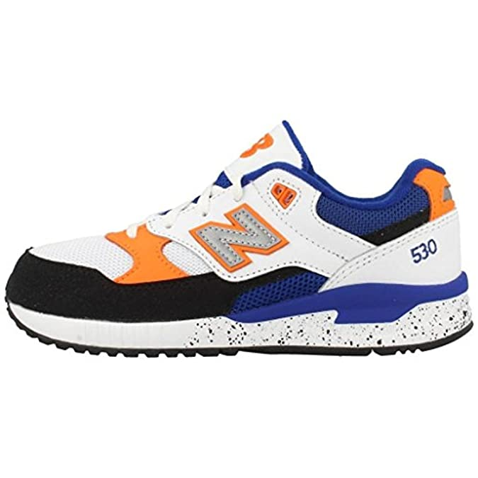 New Balance KL 530 BOP Blue Orange 30: Amazon.es: Zapatos y