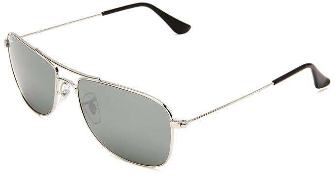 7658f172b17 Ray-Ban Sunglasses (RB 3477 003 40 59)  Ray-Ban  Amazon.co.uk  Clothing